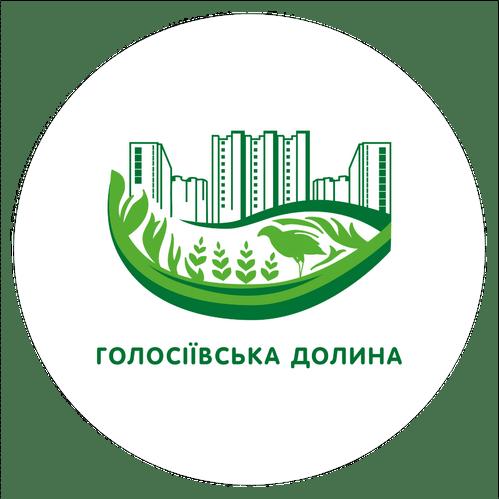 Логотип ЖК «Голосіївська Долина»