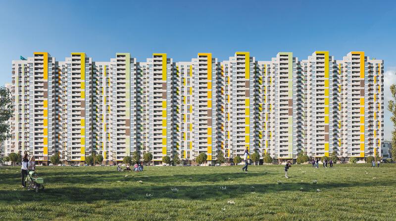 Продаж квартир в Голосієво