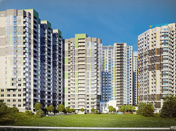 Купить трехкомнатные квартиры в Киеве